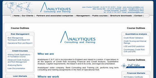 Analytiques